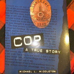 Cop A True Story Book 📖